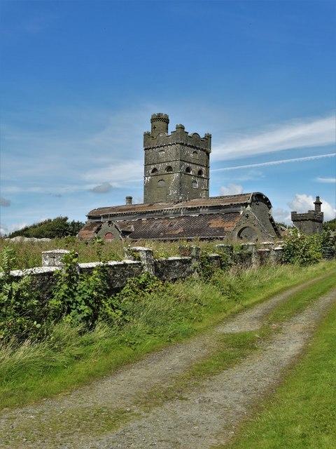 """""""The Coo Palace"""", Corseyard Farm"""