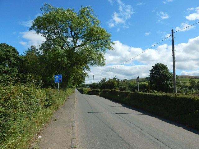 Auchincarroch Road