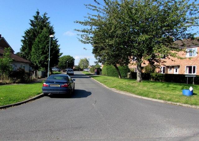 Garlands Road, Alvington
