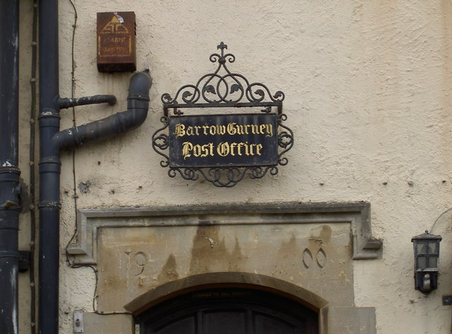 Old Post Office sign