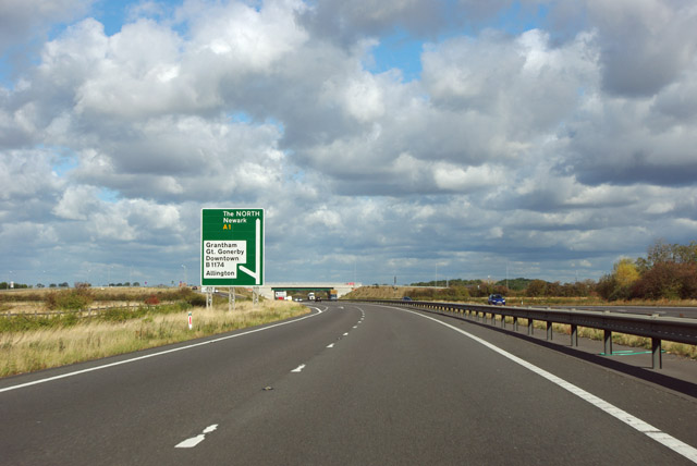 A1, Gonerby Moor