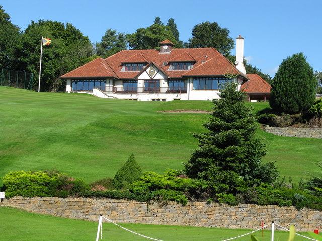Merchants of Edinburgh Golf Club - Clubhouse