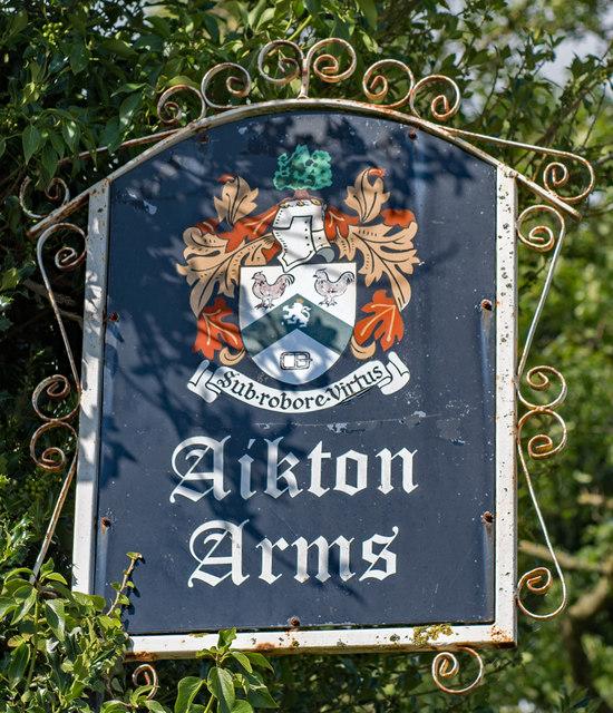 Aikton Arms, Aikton, Cumbria - August 2017 (3)