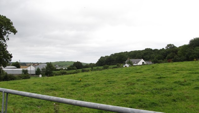 Rural settlement in the Townland of Thomastown