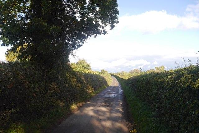 Road to Marston