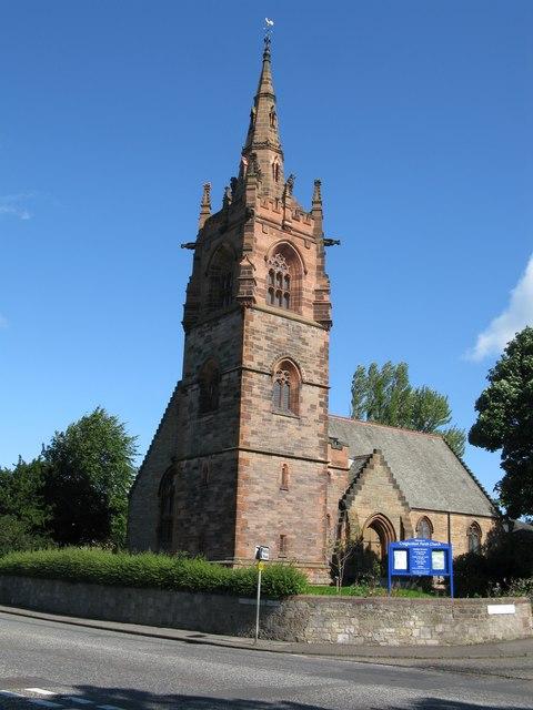 Craiglockhart Parish Church, Craiglockhart, Edinburgh
