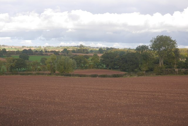 Field near Pencombe