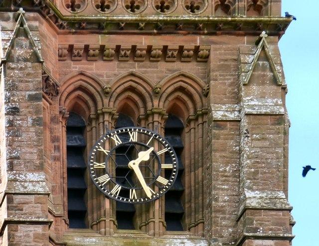 St Andrew's clock