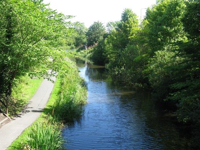Union Canal at Kingsknowe, Edinburgh