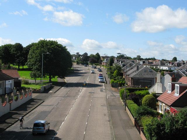 A70 (Lanark Road), Kingsknowe, Edinburgh