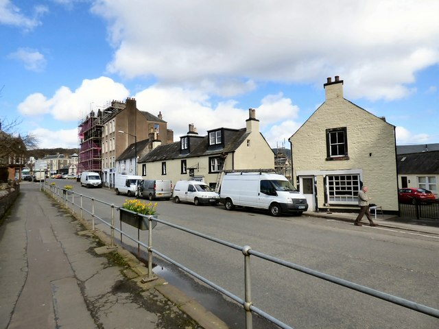 Churchgate, Moffat