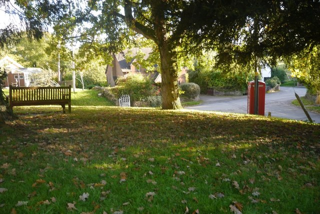 Green, Pencombe