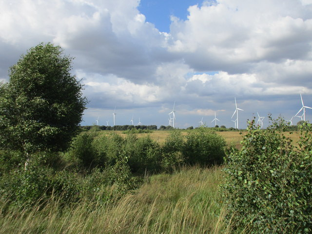Goole Moors and Goole Fields wind farm