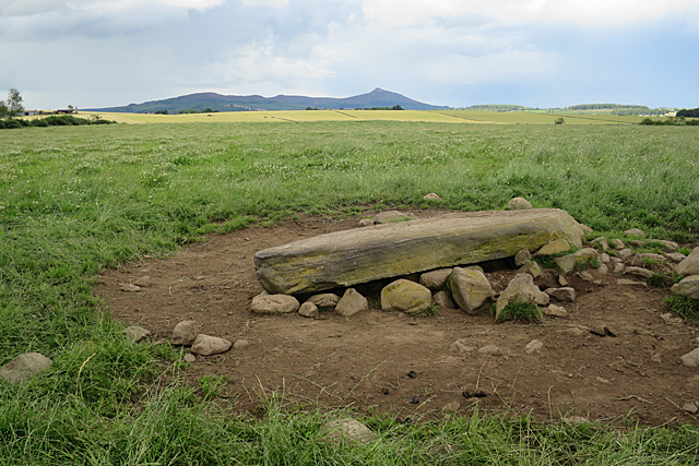 Nether Coullie Recumbent Stone Circle (1)