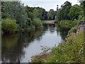 SJ6703 : The River Severn at Ironbridge by Mat Fascione