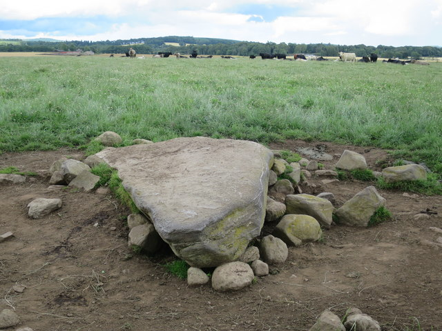 Nether Coullie Recumbent Stone Circle (2)