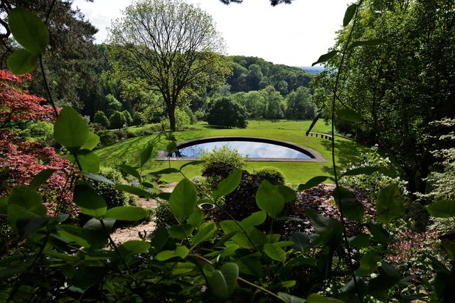 Kiftsgate Court Garden: The Lower Garden