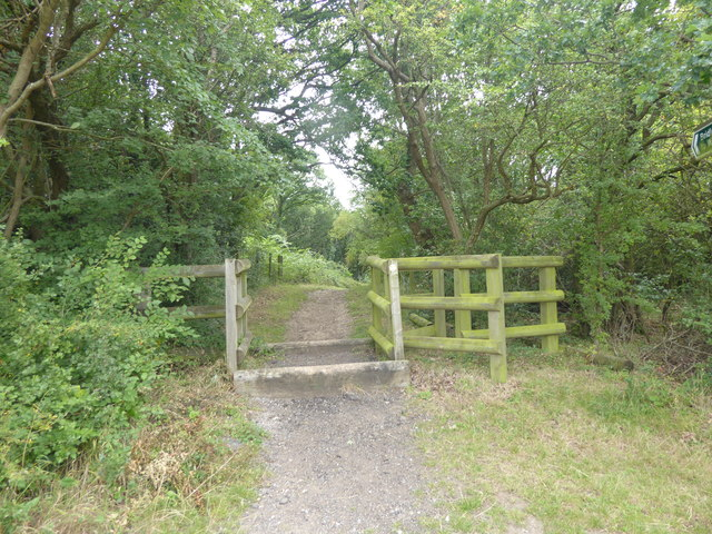 Entrance into Havering Country Park