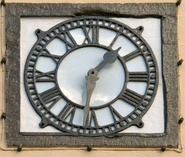 Old Courthouse clock