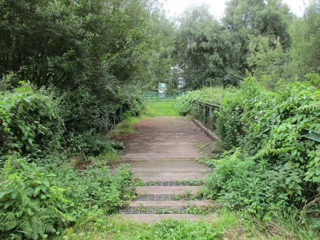 Bridge over Swinefleet Warping Drain