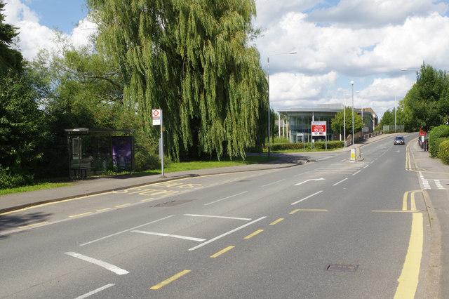 St John's Road, Uxbridge