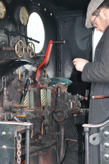 Old meets new - South Devon Railway