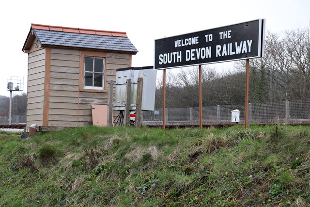 Welcome to the South Devon Railway