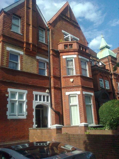 Houses on Eton Avenue