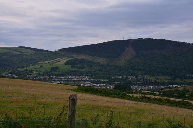 Neath Port Talbot : Countryside Scenery