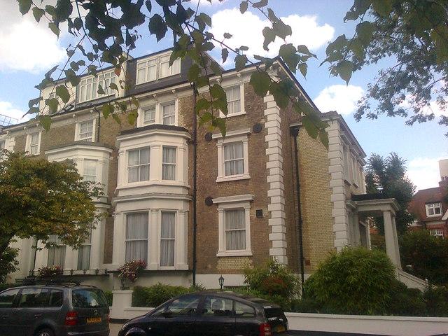 House on Adamson Road