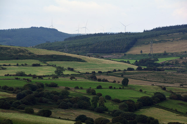 Neath Port Talbot : Countryside Scenery