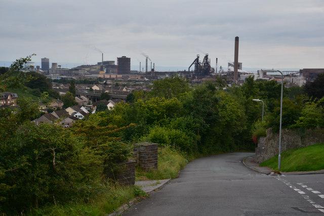 Port Talbot : Pen-Y-Cae Road