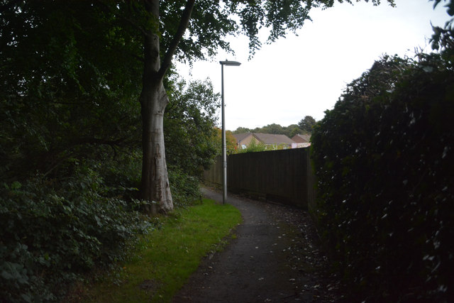 Port Talbot : Footpath