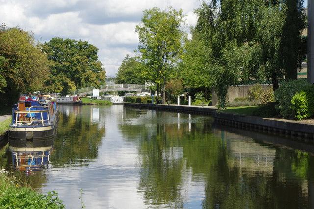 Grand Union Canal, Uxbridge