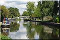 TQ0584 : Grand Union Canal, Uxbridge by Stephen McKay