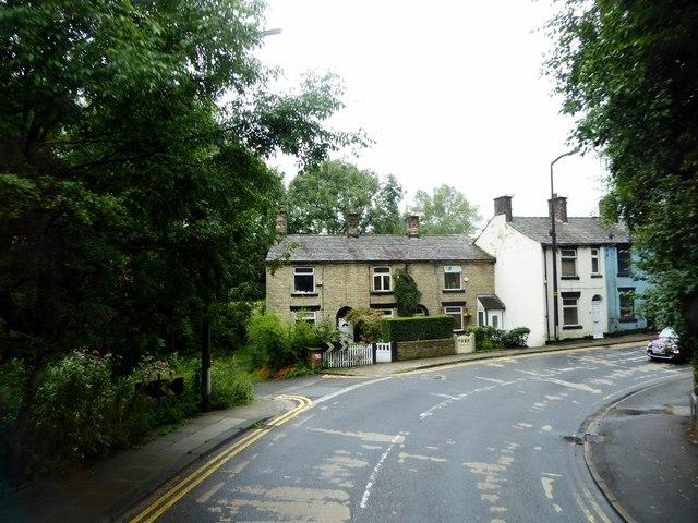 Church Street becomes Bank Street