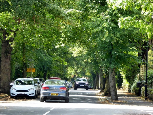 Delamer Road, Altrincham