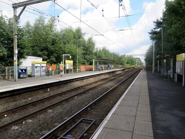 Timperley tram stop