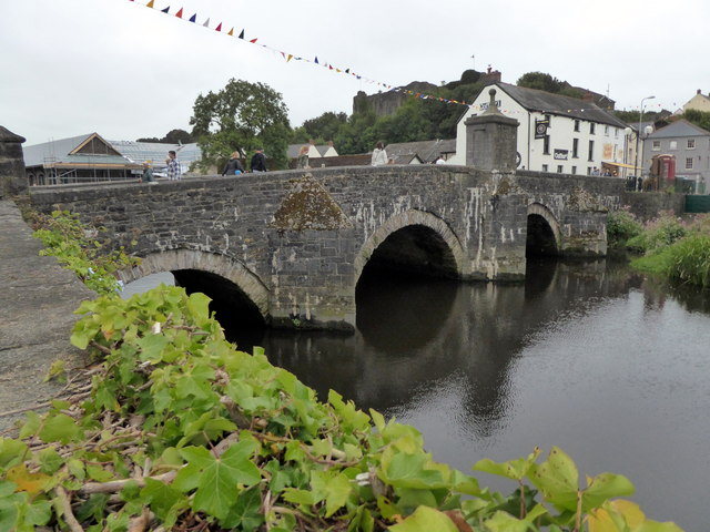 New Bridge, Haverfordwest