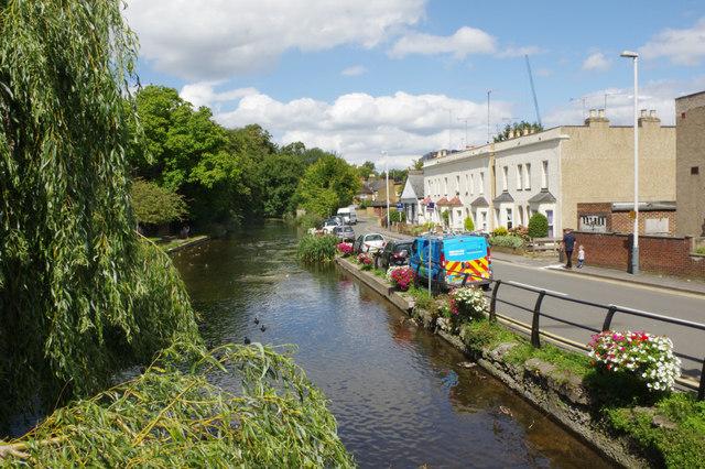 Frays River, Uxbridge