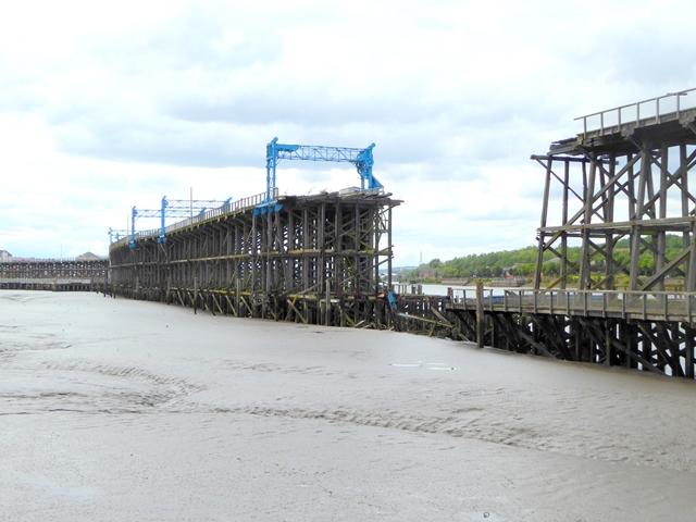 Dunston Coal Staithes