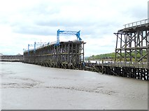 NZ2362 : Dunston Coal Staithes by Oliver Dixon