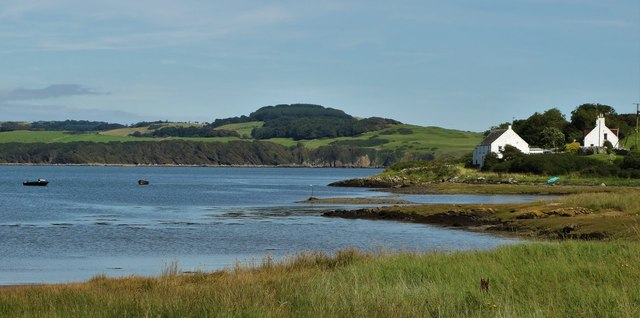 A view of Ross Bay