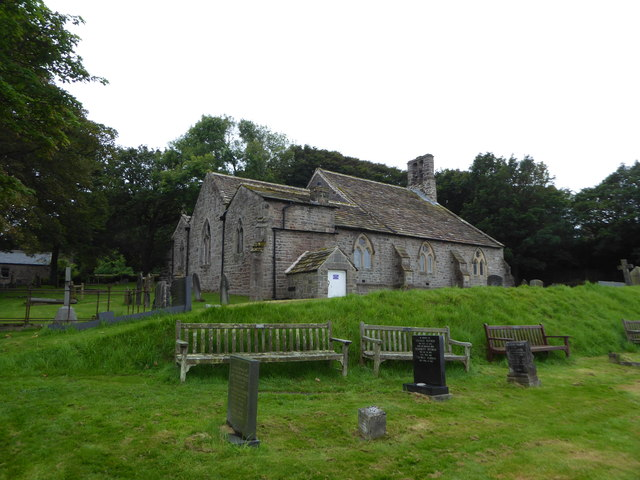 St Peter, Heysham: August 2017