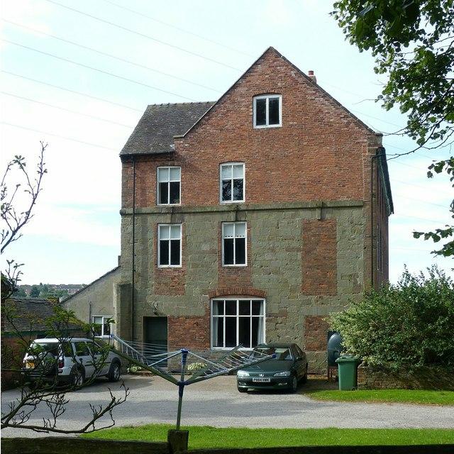 St Thomas's Farmhouse, Baswich