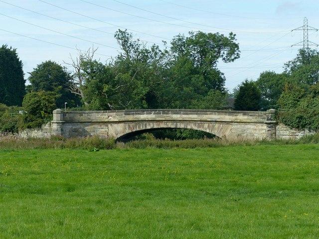 St Thomas Bridge over the River Sow