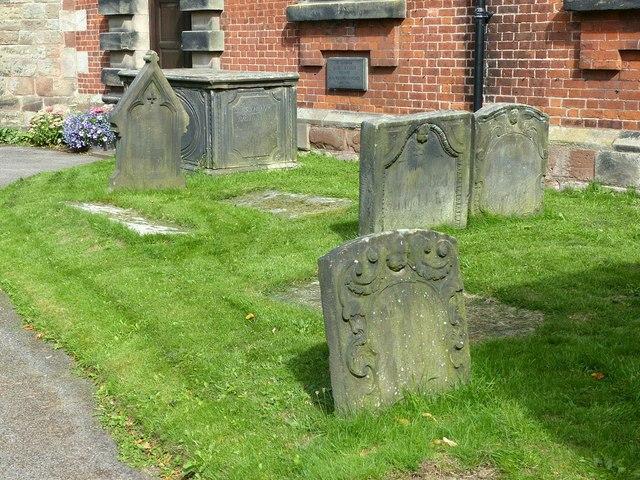 Church of the Holy Trinity, Berkswich/Baswich