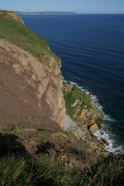 Below North Cliff, near FIley