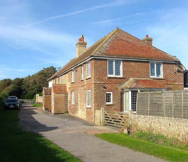 North Cottage/Lighthouse Cottage, Sea Lane, Kingston Gorse