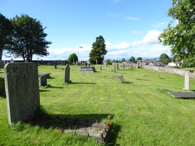 St Cuthbert's Churchyard, Over Kellet (a)